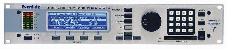 Процессор эффектов Eventide H8000FW процессор эффектов eventide 2016