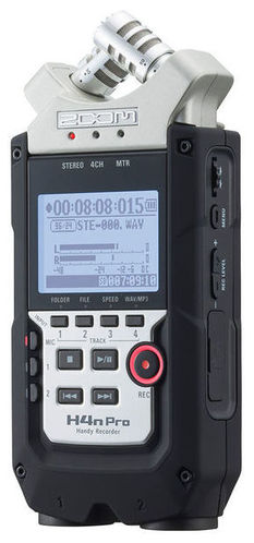 Рекордер Zoom H4n Pro удлинитель zoom ecm 3