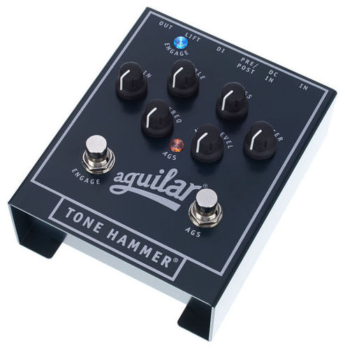 Педаль для бас-гитары Aguilar Tone Hammer заказать бас гитары украина купить