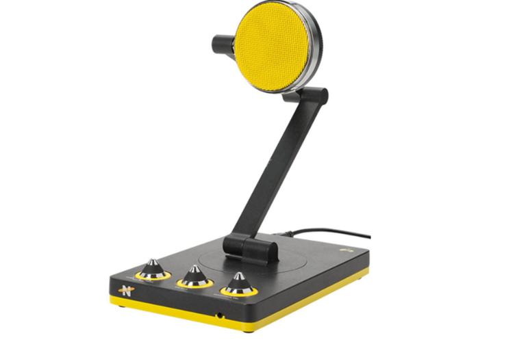 USB микрофон Neatmic Bumblebee transformers маска bumblebee c1331