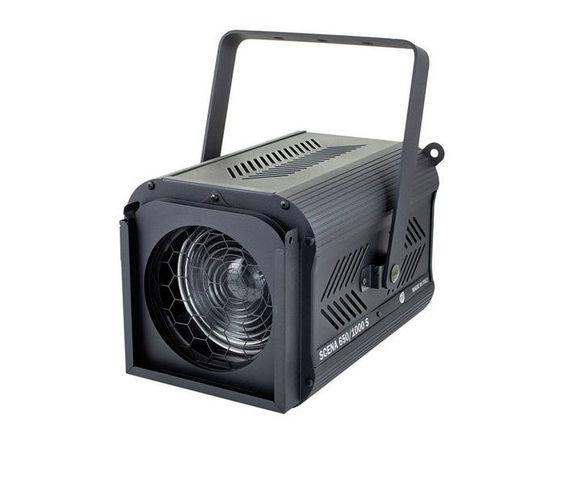 все цены на Прожектор PAR 38 DTS Scena 650/1000 MK2 FR Fresnel онлайн