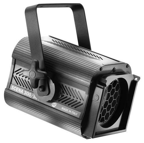 Прожектор PAR 38 DTS Scena 300/500 MK2 FR Fresnel