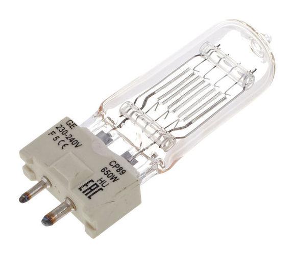 Галогенная лампа GE Lighting CP89 FRM 650W лонгслив printio ge гашаузкая фудболка
