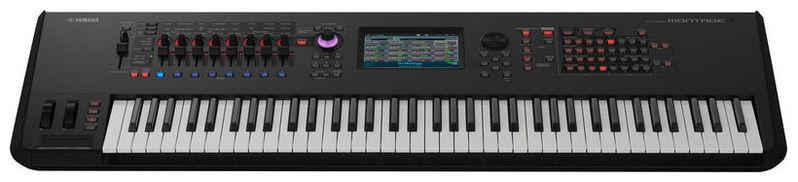 Синтезатор Yamaha Montage 7 синтезатор yamaha dgx 520 кредит