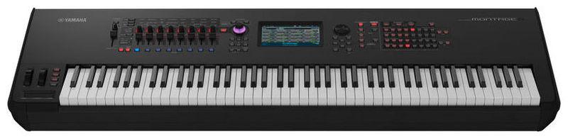 Синтезатор Yamaha Montage 8 синтезатор yamaha dgx 520 кредит