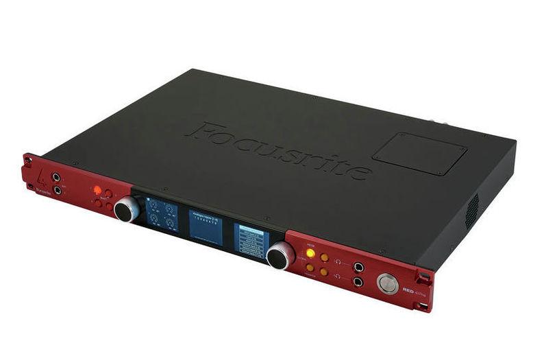 Звуковая карта внешняя Focusrite Red 4Pre звуковая карта внешняя focusrite itrack dock