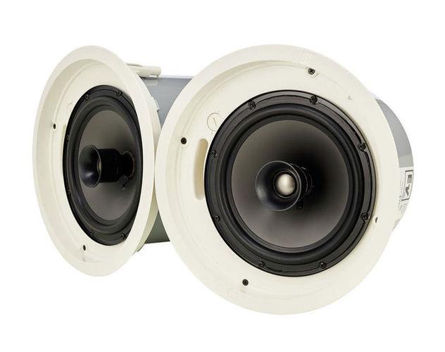 Встраиваемая потолочная акустика Electro-Voice EVID C8.2LP electro voice electro voice elx118