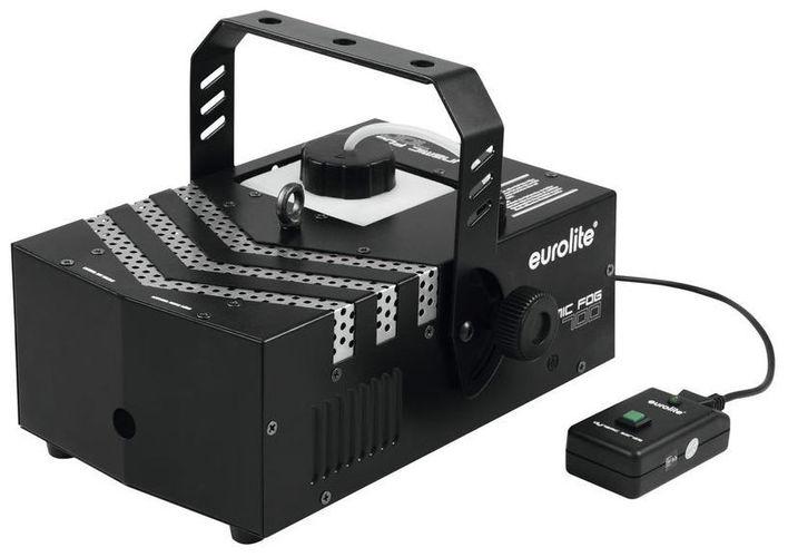 Генератор дыма EUROLITE Dynamic Fog 700 генератор дыма eurolite dynamic fog 600