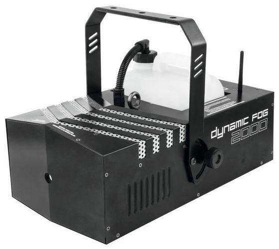 Генератор дыма EUROLITE Dynamic Fog 2000 генератор дыма eurolite dynamic fog 600
