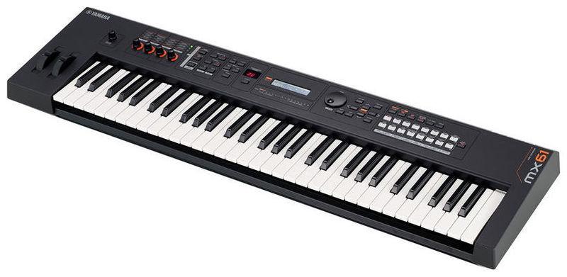 Синтезатор Yamaha MX61BK синтезатор yamaha dgx 520 кредит