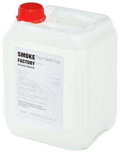 Жидкость для генераторов эффектов Smoke Factory Tour Hazer Fluid 5L жидкость для генераторов эффектов martin pro i fog fluid