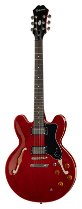 Полуакустическая гитара Epiphone The Dot CH epiphone dot vintage sunburst