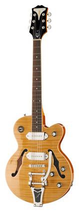 Полуакустическая гитара Epiphone Wildkat AN гитара полуакустическая dean palomino solo an