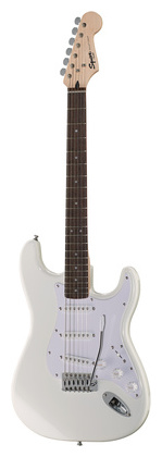 Стратокастер Fender Squier Bullet Strat RW AW стратокастер fender standard strat mn lpb