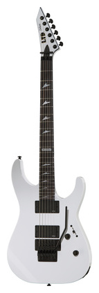 Стратокастер ESP LTD M-1000 Ebony SW датчики