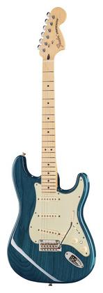 Стратокастер Fender Deluxe Strat SBT стратокастер fender standard strat mn lpb