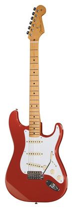 Стратокастер Fender Classic Series 50 Strat MN FR стратокастер fender standard strat mn lpb