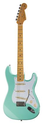 Стратокастер Fender Classic Series 50 Strat MN SG стратокастер fender standard strat mn lpb