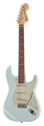Стратокастер Fender American Special Strat SBlue loaded pickguard assembly sss single coil pickup for fender strat replacement