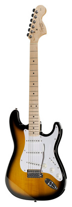 Стратокастер Fender Squier Affinity Strat MN 2TSB стратокастер fender standard strat mn lpb