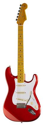 Стратокастер Fender 50s Strat Lacquer MN CAR стратокастер fender standard strat mn lpb