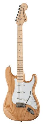 Стратокастер Fender Classic Series 70 Strat MN NT стратокастер fender standard strat mn lpb