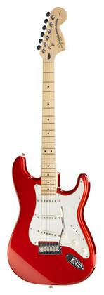 Стратокастер Fender Squier Standard Strat MN CAR стратокастер fender standard strat mn lpb