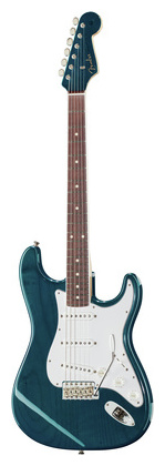 Стратокастер Fender 1960 Strat Saphire Blue NOS loaded pickguard assembly sss single coil pickup for fender strat replacement