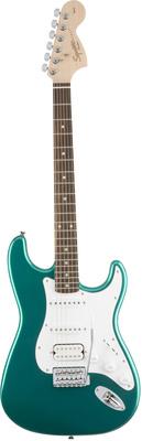 Стратокастер Fender Squier Affinity Strat HSS RG стратокастер fender standard strat mn lpb