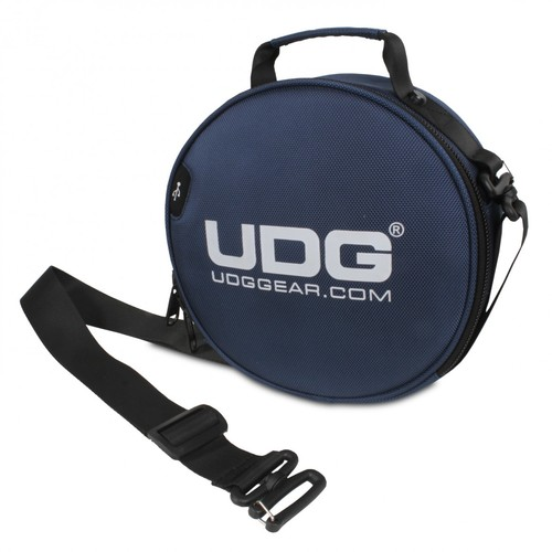 Сумка для наушников UDG Ultimate Digi Headphone Bag Dark Blue napapijri guji check dark blue