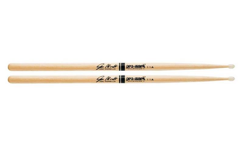 Палочки для ударных с автографами ProMark TX11AN 11A Joe Morello универсальные палочки для ударных promark sd1w sd1