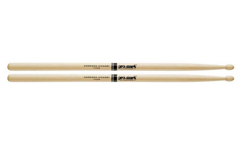 2B палочки для ударных ProMark TX2SW 2S универсальные палочки для ударных promark sd1w sd1