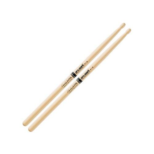 Палочки для ударных с автографами ProMark TX412W 412 Liberty DeVitto универсальные палочки для ударных promark sd1w sd1