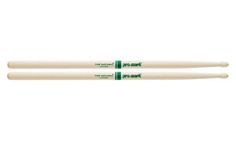 5B палочки для ударных ProMark TXR5BW 5B The Natural bw 5 кривой рог