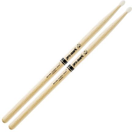 2B палочки для ударных ProMark PW2BN Shira Kashi универсальные палочки для ударных promark sd1w sd1