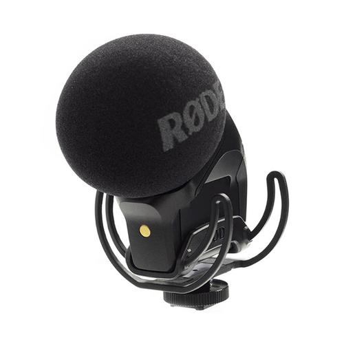 Микрофон для видеокамеры RODE Stereo VideoMic Pro Rycote