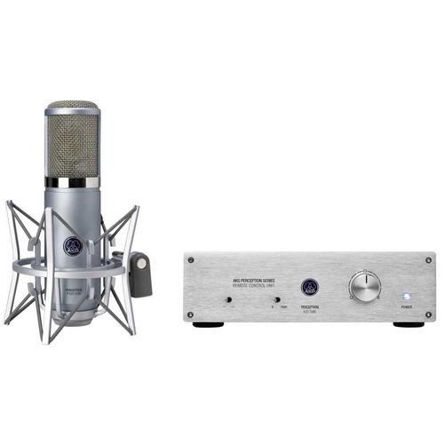 Микрофон с большой мембраной для студии AKG Perception 820 Tube микрофон для ударных инструментов akg c518m