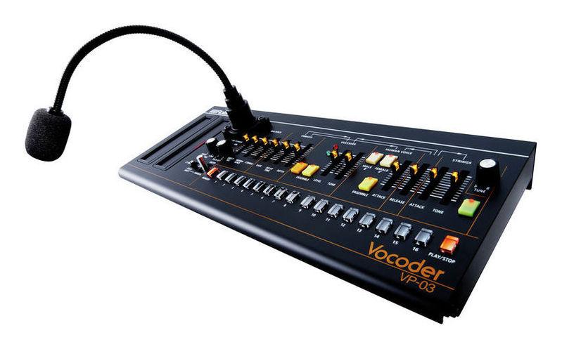 Синтезатор Roland VP-03 вокальный процессор roland vp 03