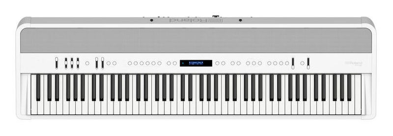 Сценическое фортепиано Roland FP-90 WH roland rp401r wh