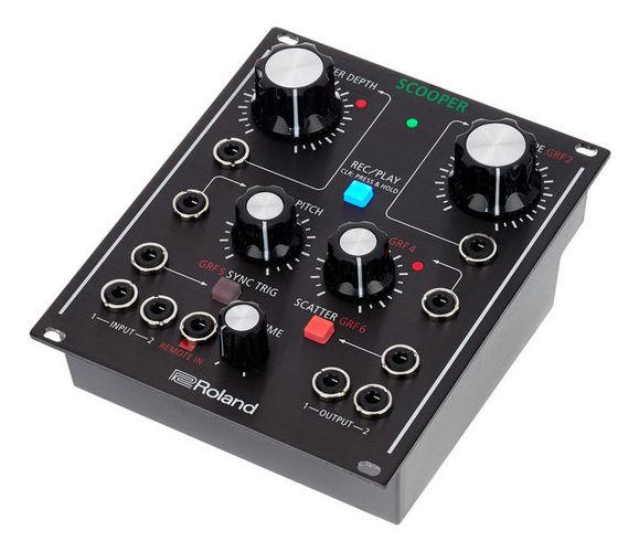 Звуковой модуль Roland Scooper рама и стойка для электронной установки roland mds 4v drum rack