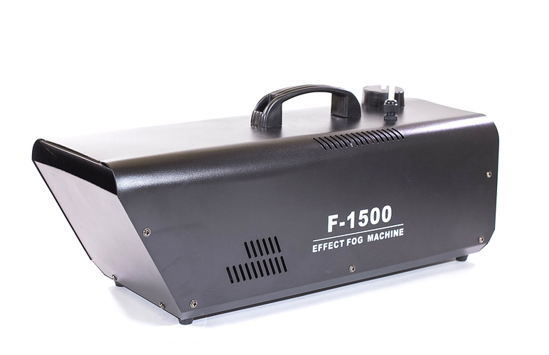 Генератор тумана SZ-AUDIO MS-F05 Haze 1500W 10035 отпариватель 4реж ms 1500вт х2