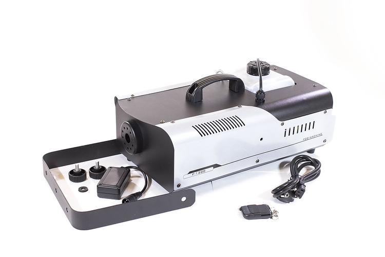 Генератор дыма SZ-AUDIO MS-F09 Fog 1200W генератор дыма eurolite dynamic fog 600