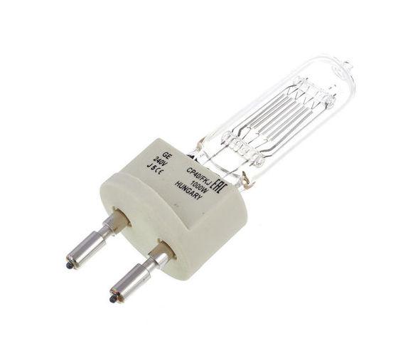 купить Галогенная лампа GE Lighting CP 40 1000Watts, G22 по цене 935 рублей