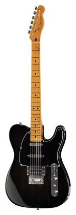 Телекастер Fender Modern Player Tele Plus MN CH телекастер fender 72 telecaster custom mn bk