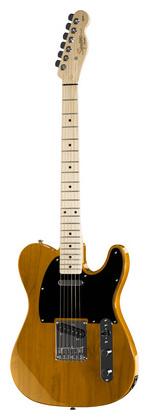 Телекастер Fender Squier Affinity Tele MN BB телекастер fender 72 telecaster custom mn bk