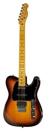 Телекастер Fender Modern Player Tele Plus MN HB телекастер fender 72 telecaster custom mn bk