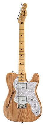 Телекастер Fender SQ Vint Modi 72 Tele Thin NAT fender pm 2 deluxe parlor nat page 7