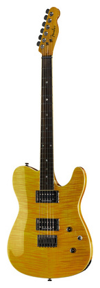 Телекастер Fender Custom Telecaster FMT HH AM телекастер fender 72 telecaster custom mn bk