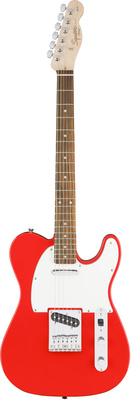 Телекастер Fender Squier Affinity Tele Race Red fender fender squier affinity series stratocaster® rosewood fingerboard race red