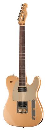 Телекастер Fender SQ J5 Telecaster Frost GoldFSR телекастер fender 72 telecaster custom mn bk